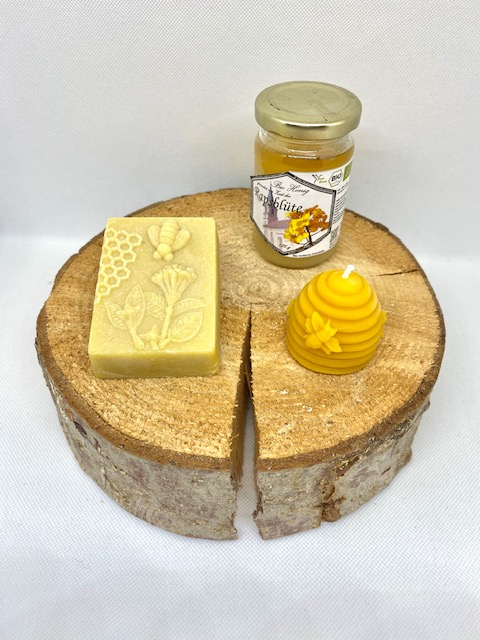 "Geschenkset ""Soap meets Honey"""